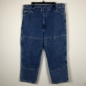 Dickies Relaxed Fit Workhorse Denim Jean - 42 x 30